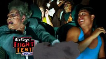 Six Flags Fright Fest Opening Sale TV Spot, 'Fright Fest: Save 40' - Thumbnail 10