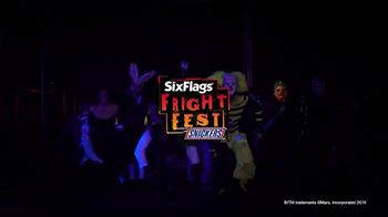 Six Flags Fright Fest Opening Sale TV Spot, 'Fright Fest: Save 40' - Thumbnail 4