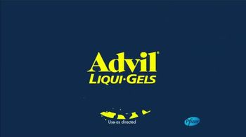 Advil Liqui-Gels TV Spot, 'What Pain: Strength That Lasts' - Thumbnail 8