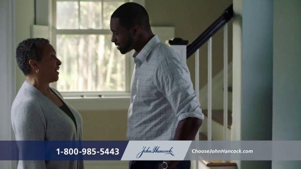 John Hancock Final Expense Life Insurance Tv Commercial Sleep