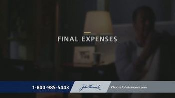 John Hancock Final Expense Life Insurance TV Spot, 'Sleep Tight' - Thumbnail 4
