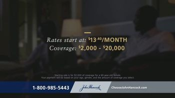 John Hancock Final Expense Life Insurance TV Spot, 'Sleep Tight' - Thumbnail 5