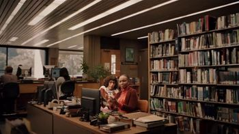 Dunkin' Donuts $2 Iced Coffee TV Spot, 'Library' - Thumbnail 2