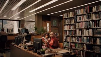 Dunkin' Donuts $2 Iced Coffee TV Spot, 'Library' - Thumbnail 3