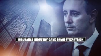DCCC TV Spot, 'Fitzpatrick Sided With the Insurance Industry'