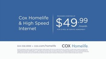 Cox Homelife TV Spot, 'The Moments That Matter: $49.99 Deal' - Thumbnail 8