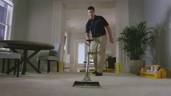Stanley Steemer TV Spot, 'Clean and Healthy: 15 Percent' - Thumbnail 6