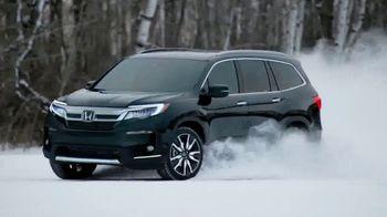 2019 Honda Pilot TV Spot, 'Comfortable in Baudette' [T1] - Thumbnail 7