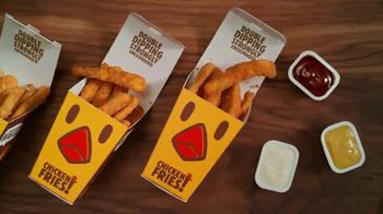 Burger King Chicken Fries TV Spot, 'Chicken Fries Beat Potato Loser' - Thumbnail 6