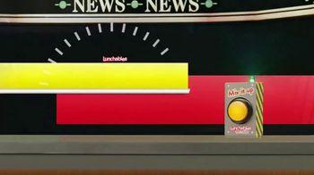 Lunchables TV Spot, 'Mixed Up Alerts: Super Mario Party' - Thumbnail 1