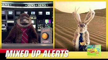 Lunchables TV Spot, 'Mixed Up Alerts: Super Mario Party' - Thumbnail 2