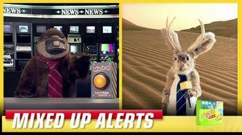 Lunchables TV Spot, 'Mixed Up Alerts: Super Mario Party' - Thumbnail 4