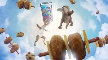 Lunchables TV Spot, 'Mixed Up Alerts: Super Mario Party' - Thumbnail 8