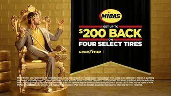Midas TV Spot, 'King Tires' - Thumbnail 10