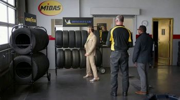 Midas TV Spot, 'King Tires' - Thumbnail 4