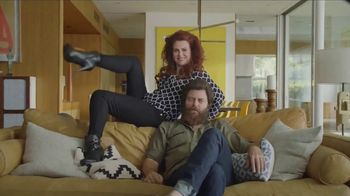 Sling TV Spot, 'Slingers Love Action' Featuring Nick Offerman, Megan Mullally - Thumbnail 10