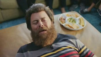 Sling TV Spot, 'Slingers Love Action' Featuring Nick Offerman, Megan Mullally - Thumbnail 3