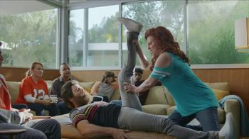 Sling TV Spot, 'Slingers Love Action' Featuring Nick Offerman, Megan Mullally - Thumbnail 4