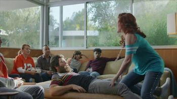 Sling TV Spot, 'Slingers Love Action' Featuring Nick Offerman, Megan Mullally - Thumbnail 5