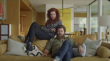 Sling TV Spot, 'Slingers Love Action' Featuring Nick Offerman, Megan Mullally - Thumbnail 9