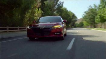 2018 Honda Accord TV Spot, 'A Million Miles' [T2] - Thumbnail 4