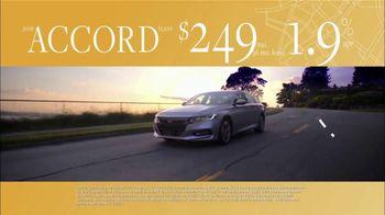 2018 Honda Accord TV Spot, 'A Million Miles' [T2] - Thumbnail 7