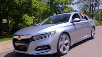 2018 Honda Accord TV Spot, 'A Million Miles' [T2] - Thumbnail 8