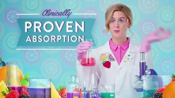 VitaFusion TV Spot, 'Clinically Proven Absorption' - 1460 commercial airings