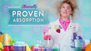 VitaFusion TV Spot, 'Clinically Proven Absorption' - Thumbnail 5