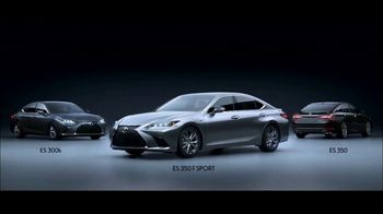 Lexus ES TV Spot, 'Stolen' [T1] - Thumbnail 9