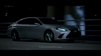Lexus ES TV Spot, 'Stolen' [T1] - 6124 commercial airings