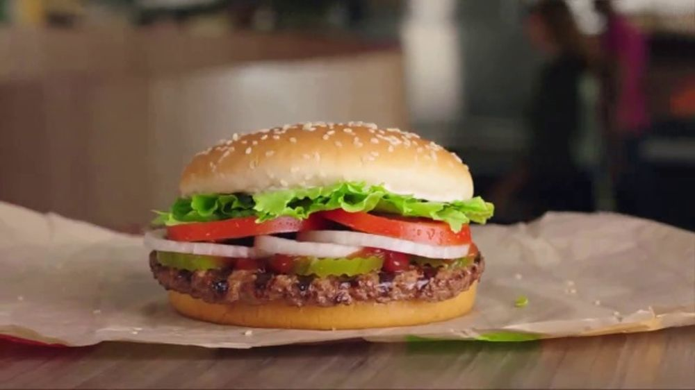Burger King Whopper TV Commercial, 'Whopper Mansion' - Video