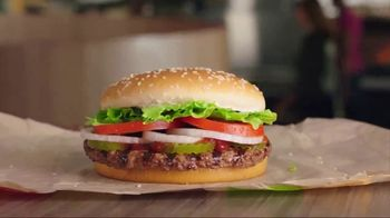Burger King Whopper TV Spot, \'Whopper Mansion\'