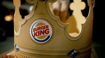 Burger King Crispy Chicken Tenders TV Spot, 'Math Chicken Tender +++' - Thumbnail 2