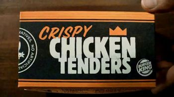 Burger King Crispy Chicken Tenders TV Spot, 'Math Chicken Tender +++' - Thumbnail 3