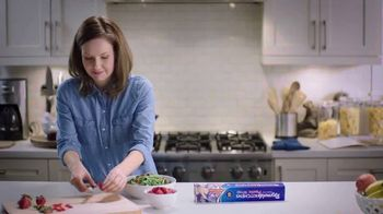 Reynolds KITCHENS Quick Cut Plastic Wrap TV Spot, 'Tiniest Victory' - Thumbnail 1