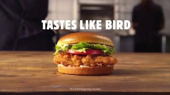 Burger King Chicken Sandwich TV Spot, 'Crossing Encouraged' - Thumbnail 8