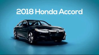 2018 Honda Accord TV Spot, 'Turbo-Charged Engine' [T2] - Thumbnail 1