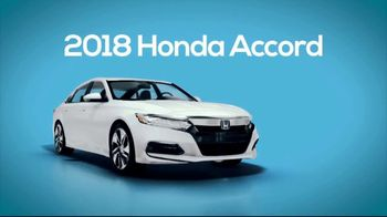 2018 Honda Accord TV Spot, 'Turbo-Charged Engine' [T2] - Thumbnail 2