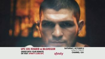 XFINITY TV Spot, 'UFC 229: Khabib vs. McGregor' - Thumbnail 2