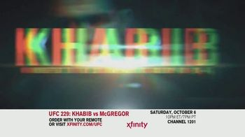 XFINITY TV Spot, 'UFC 229: Khabib vs. McGregor' - Thumbnail 3