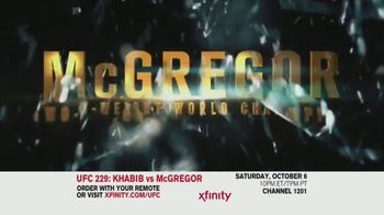 XFINITY TV Spot, 'UFC 229: Khabib vs. McGregor' - Thumbnail 6