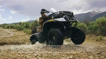 Arctic Cat and Textron Off Road National Open House Sales Event TV Spot, 'Snowmobiles' - Thumbnail 4
