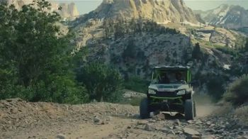 Arctic Cat and Textron Off Road National Open House Sales Event TV Spot, 'Snowmobiles'