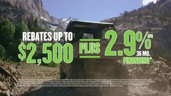 Arctic Cat and Textron Off Road National Open House Sales Event TV Spot, 'Snowmobiles' - Thumbnail 9