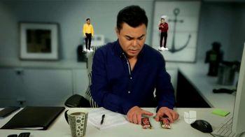 Twix TV Spot, 'Univision: elige un lado' [Spanish]