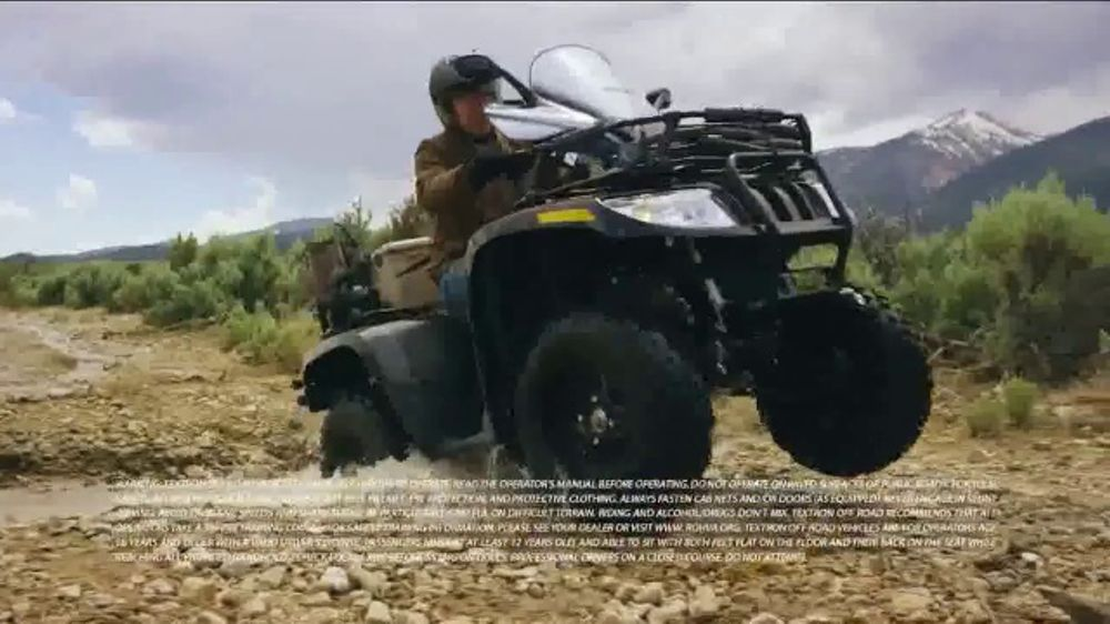 Arctic Cat and Textron Off Road National Open House Sales Event TV Commercial, 'Go Big'