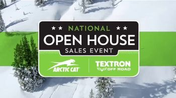 Arctic Cat and Textron Off Road National Open House Sales Event TV Spot, 'Go Big' - Thumbnail 2