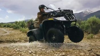 Arctic Cat and Textron Off Road National Open House Sales Event TV Spot, 'Go Big' - 4 commercial airings