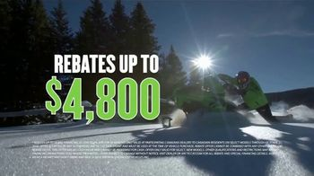 Arctic Cat and Textron Off Road National Open House Sales Event TV Spot, 'Go Big' - Thumbnail 5